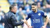 Leicester tuyên bố: Mahrez phải ở lại!
