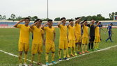 Giải bóng đá hạng Nhì Quốc gia 2017: Công an Nhân dân và Bình Định thăng hạng