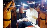 Hai ngư dân Bình Định gặp tai nạn lao động khi đánh bắt trên biển