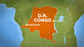 Rơi máy bay quân sự tại thủ đô Congo