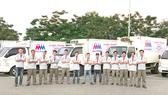 MM Mega Market cung cấp hơn 50 tấn thực phẩm phục vụ APEC