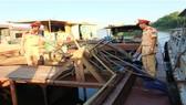 Thanh Hóa: Phát hiện 109 vụ khai thác cát, sỏi trái phép, phạt gần 2 tỷ đồng