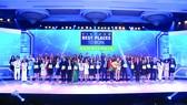 Nơi làm việc tốt nhất Việt Nam 2017: Công ty CP Tập đoàn xây dựng Hòa Bình đạt cả 3 giải thưởng lớn