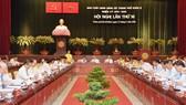 Bí thư Thành ủy TPHCM Nguyễn Thiện Nhân: Sắp xếp lại người đứng đầu khi có biểu hiện tham nhũng