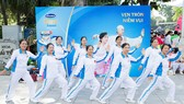 Các Bác Người Cao Tuổi hào hứng tham gia các hoạt động trong chương trình