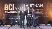 SonKim Land đạt Giải thưởng Thiết kế nội thất BCI Interior Design Awards 2018