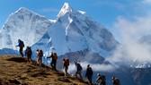 5 nhà leo núi Hàn Quốc cùng 4 hướng dẫn viên Nepal chết trên Himalaya vì bão tuyết