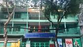 Trường học bỏ hoang