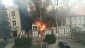 Nổ khi đang thí nghiệm trong trường đại học Trung Quốc, 3 sinh viên thiệt mạng