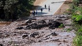 Nguy cơ vỡ thêm đập bùn thải tại Brazil