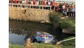 Một vụ tai nạn xảy ra trong ngày mùng 1 tết. Ảnh: MXH