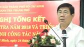 Chủ tịch UBND TPHCM Nguyễn Thành Phong: Muốn thành phố phát triển, phải làm dân yên, dân tin