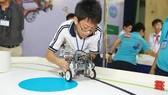 Mở rộng môn thi robot tại kỳ thi Olympic năm học 2018-2019