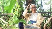 Bà Usuda Reiko tại ngôi nhà của mình ở Hội An