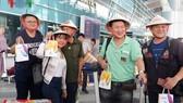 Đón chuyến bay đầu tiên từ Chiang Mai đến Đà Nẵng