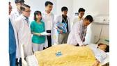 Cứu sống bệnh nhân đa chấn thương sau tai nạn