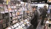 Thị trường CD Nhật Bản giảm sức hút