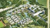 Thành lập Vườn học tập đại học xanh