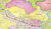 Dự án tuyến tàu điện ngầm số 2 (Bến Thành - Tham Lương)