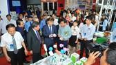 Triển lãm quốc tế về sản phẩm tiết kiệm năng lượng, thiết bị điện, năng lượng xanh tại TPHCM