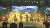 Chương trình nghệ thuật chào mừng kỷ niệm 74 năm Cách mạng Tháng Tám và Quốc khánh 2-9 tại TPHCM
