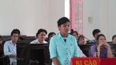 Bị cáo Nguyễn Thị Kiều Phương tại phiên tòa