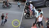 Bắt 2 nhân viên bãi giữ xe ở Vũng Tàu đuổi đánh du khách trong dịp lễ 30-4