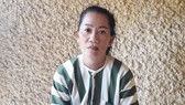 Đối tượng Phạm Thị Hồng Thanh bị bắt vì hành vi mua bán người