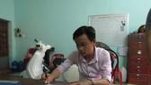 Đối tượng Nguyễn Văn Hiếu tại cơ quan điều tra