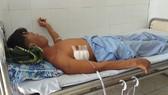 Bệnh nhân đang được điều trị tại Bệnh viện Lê Lợi (TP Vũng Tàu)
