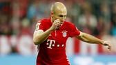 Vì chấn thương, Arjen Robben sẽ vắng mặt trong chuyến du đấu của Bayern Munich ở vùng Viễn Đông.
