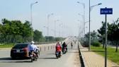 Cầu Rạch Tra nối 2 huyện Hóc Môn và Củ Chi được xây mới,  góp phần phát triển kinh tế - xã hội cho khu vực này