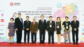 Ban tổ chức, khách mời và đại diện thương hiệu Taiwan Excellence tại hội nghị