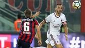 Vòng 1: Tiếng vọng thành Milan