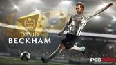 PES 2018: Beckham trở thành huyền thoại