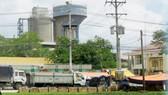 Xây dựng công viên trước nhà máy xi măng Hà Tiên