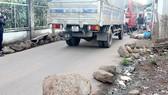 Kiểm soát xe né trạm BOT Trảng Bom đi vào đường dân sinh