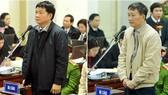 Đề nghị phạt tù ông Đinh La Thăng từ 14 đến 15 năm, ông Trịnh Xuân Thanh tù chung thân