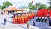 Lễ hội chiến thắng Ngọc Hồi - Đống Đa được tổ chức mùng 4 Tết Nguyên đán hàng năm tại An Khê
