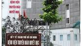 Bệnh viện Truyền máu huyết học TPHCM.