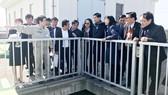 TPHCM tham khảo kinh nghiệm Nhật Bản biến thành phố xám thành thành phố xanh