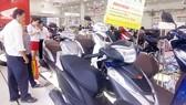 Honda nắm thị phần áp đảo trên thị trường xe máy Việt Nam