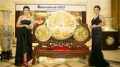 Sacombank-SBJ ra mắt thương hiệu quà tặng kim hoàn SBJ