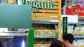 在 Saigon Co.op 超市銷售的有機大米。