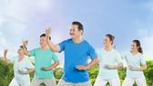 中年人養成3個習慣壽命長。(示意圖源:互聯網)