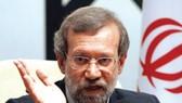 圖為伊朗議會議長阿里‧拉里賈尼。(圖源:Tribune)