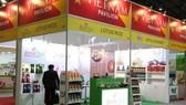 30 家國貨企業赴泰開發出口市場。圖為去年我國企業參加Thaifex 2017展的攤位一瞥。(圖源:紅簪)