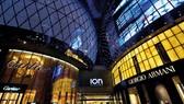 圖為新加坡購物天堂ION Orchard一瞥。(圖源:互聯網)