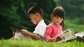 培養幼兒園學生的讀書興趣。(示意圖源:互聯網)