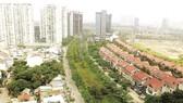 圖為本市東區都市一瞥。(示意圖源:蔡鵬)